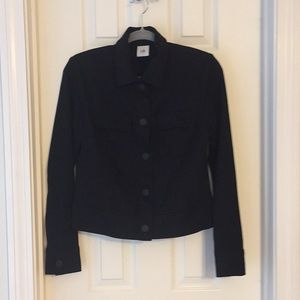 Cabi black snap Ava jacket